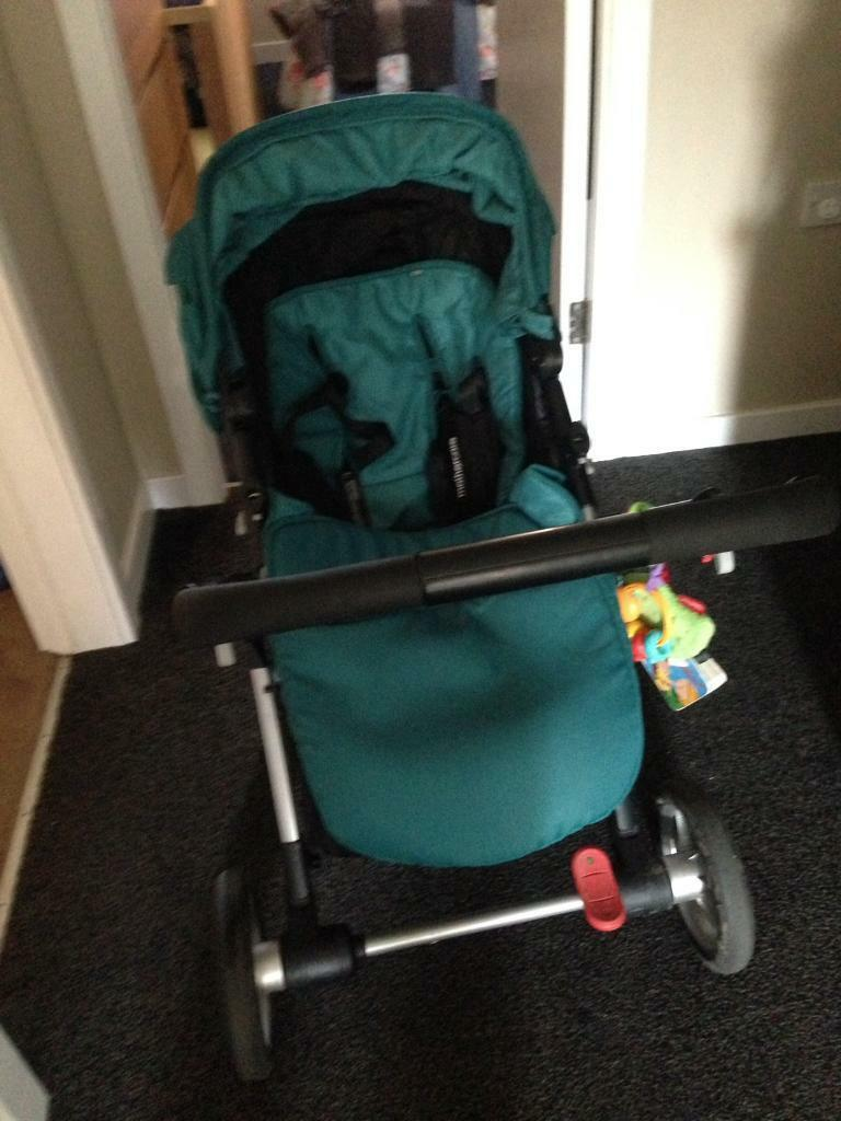 Egg Pram Mothercare Mothercare Roam Pram Buggy Car Seat Isofix In Edinburgh