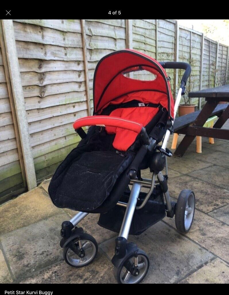 Silver Cross Pushchair Spare Parts Kurvi Buggy In Kingston London Gumtree