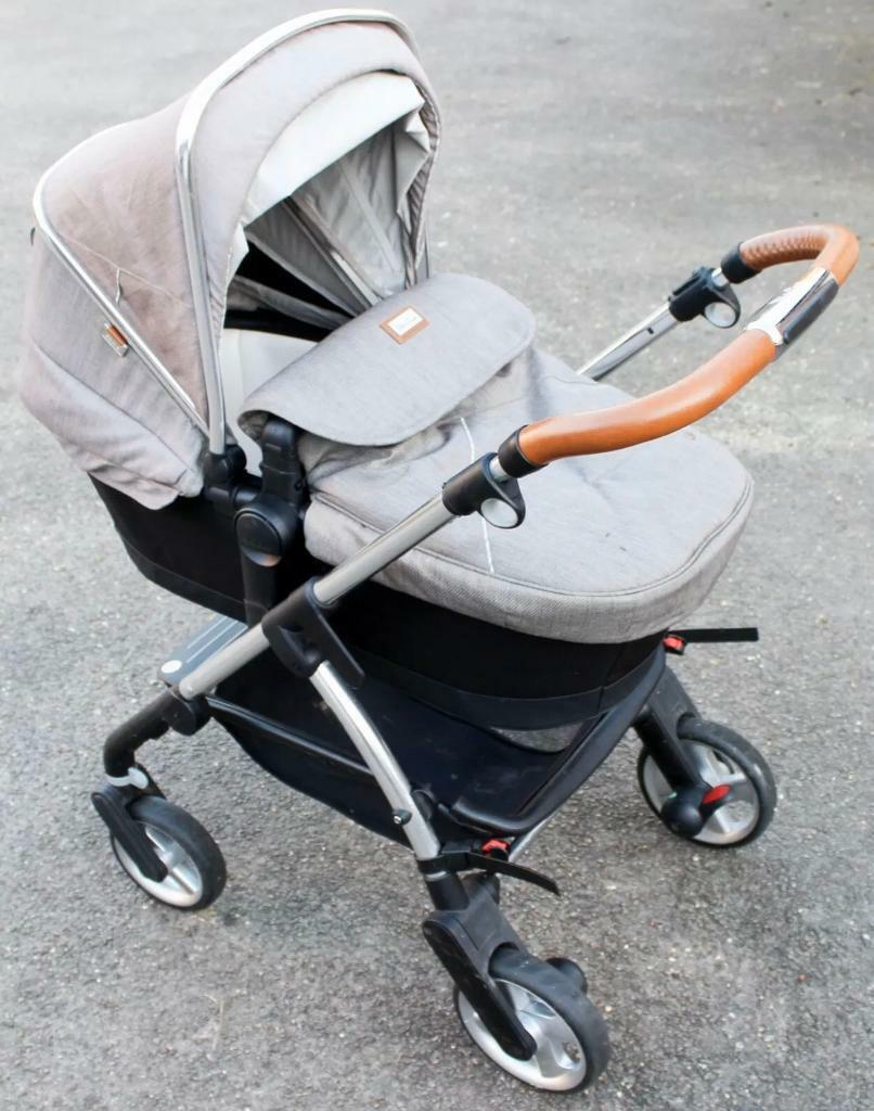 Baby Stroller Travel System Uk New Silver Cross Wayfarer Chelsea Pram Stroller Travel