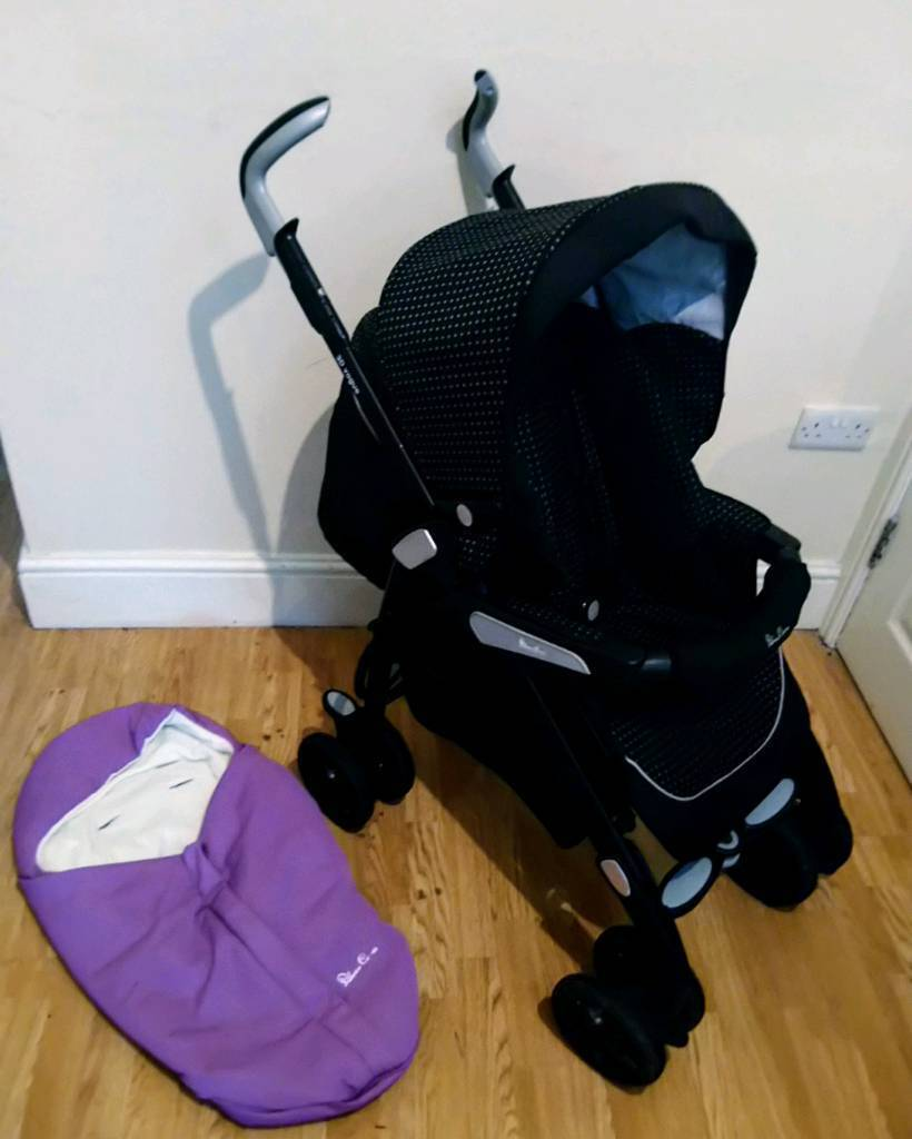 Silver Cross 3d When To Use Pushchair Lovely Silvercross 3d Vogue Pram Pushchair With