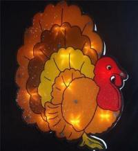 Best 28+ - Lighted Turkey - 16 quot lighted thanksgiving ...