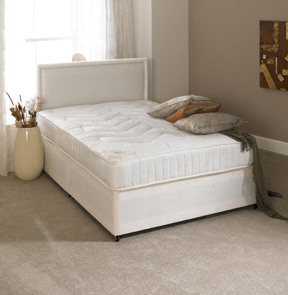 Double Size Bed Exclusive Offer Free Delivery Brand New Looking Double Single King Size Bed Economy Mattress In Worcester Worcestershire Gumtree