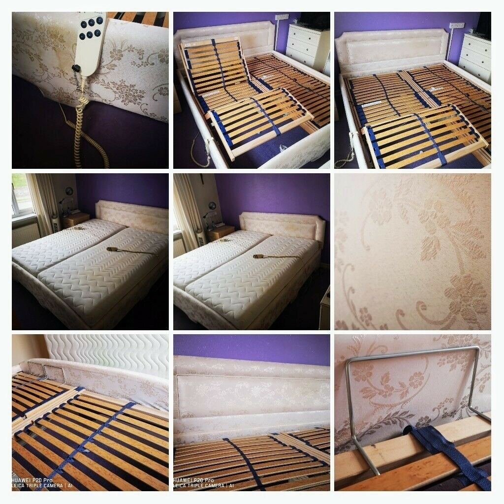 Electric Bed King Size Rise Recline Robin Hood Country King Size Orthopaedic Electric Bed In Swansea Gumtree