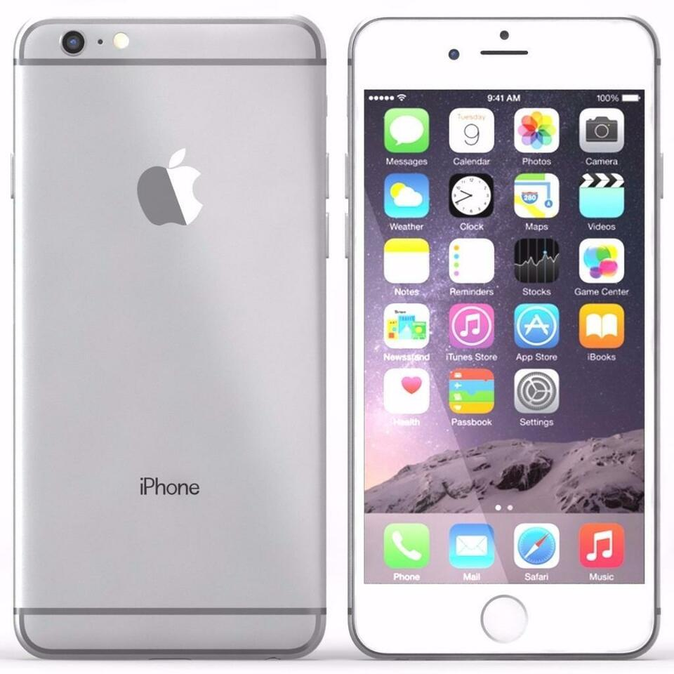 Iphone 6 Marktplaats Iphone 6 Silver Colour 64 Gb Unlocked Pre Christmas Sale