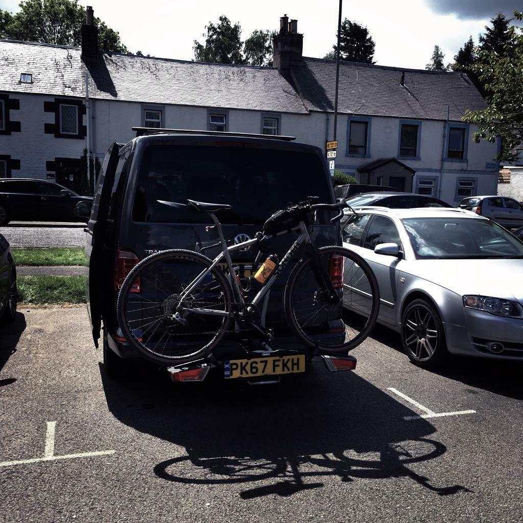 Thule Easyfold 932 Sold 931 Towbar Bike Carrier As New In West End Glasgow