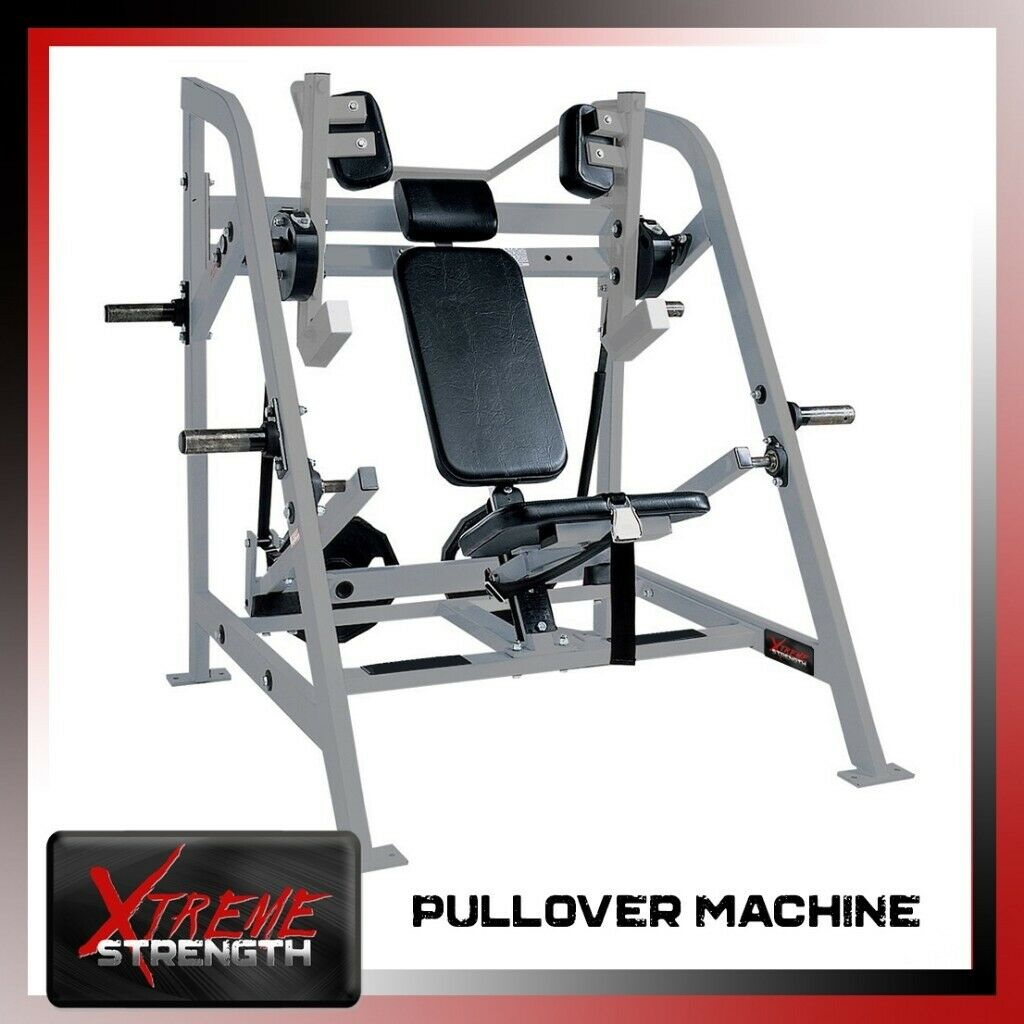 Pullover In Gym Xtreme Strength Pullover Machine Hammer Strength Precor Life Fitness In Milton Keynes Buckinghamshire Gumtree