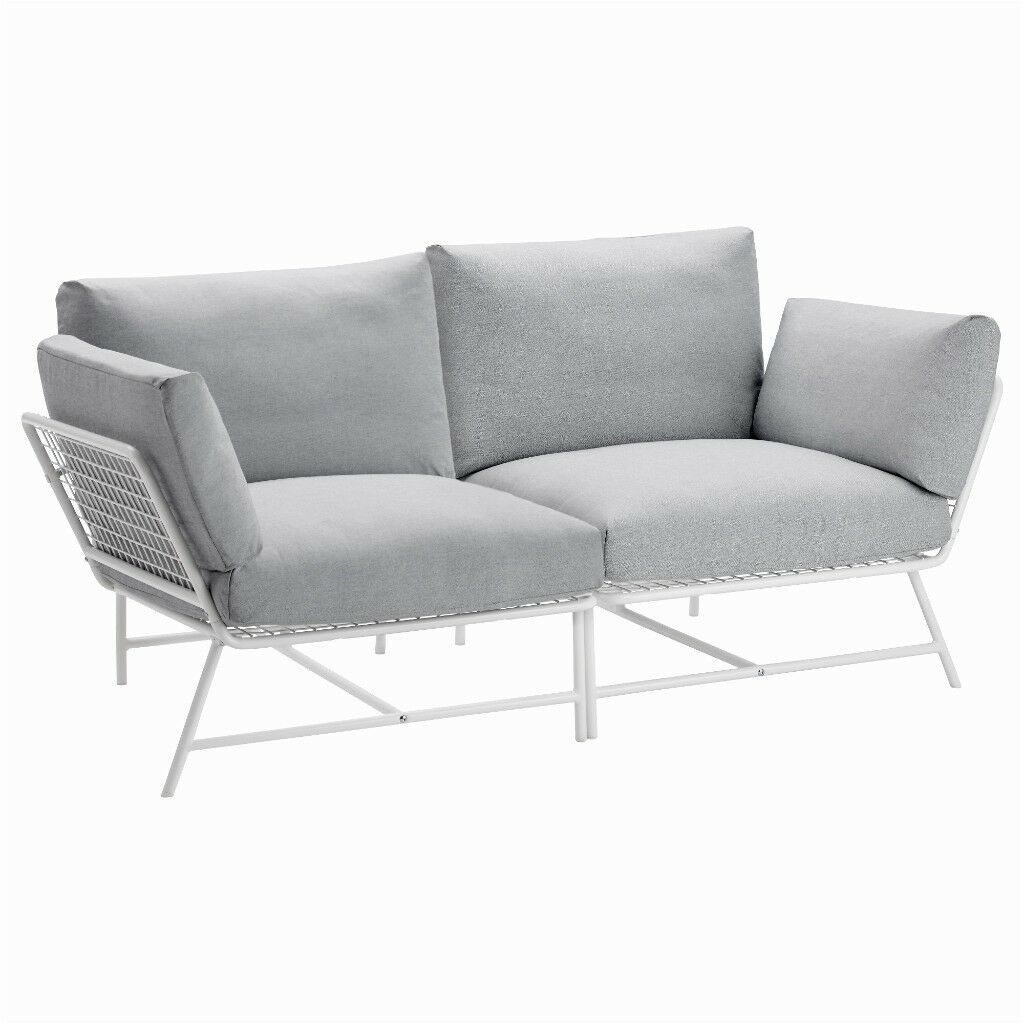 Sofa Ikea Brand New Ikea Ps 2017 Limited Edition 2 Seat Sofa White Grey In Acton London Gumtree