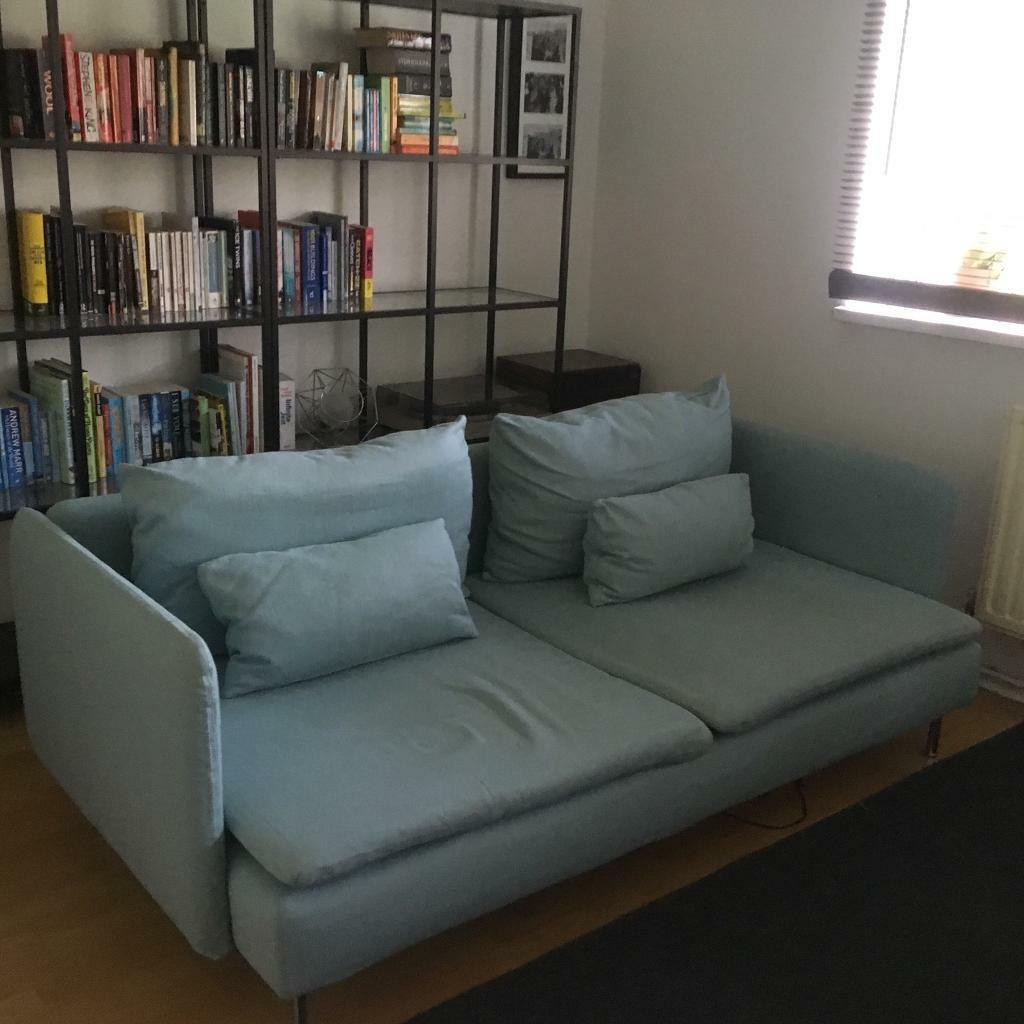 Sofa Soderhamn Ikea Ikea Soderhamn Sofa In Very Good Condition In Dulwich London Gumtree