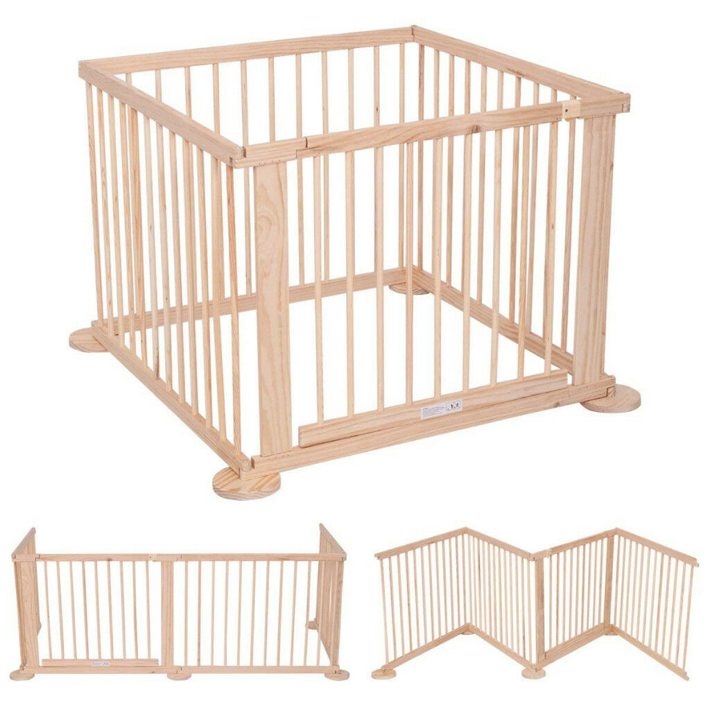 Baby Playpen How Costway Baby Playpen Wooden In Angel London Gumtree