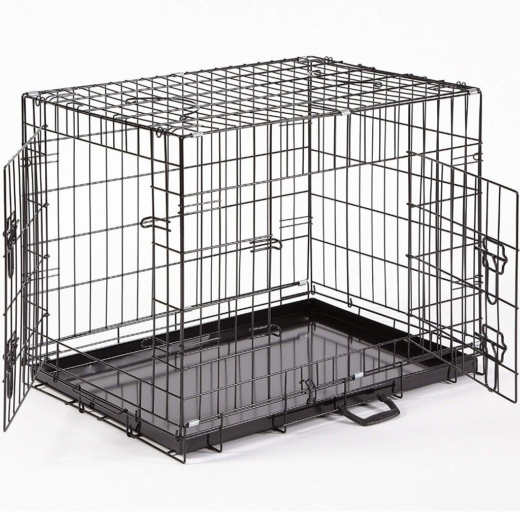 Cat Cage Gumtree Dog Or Large Cat Cage Used In Splott Cardiff Gumtree