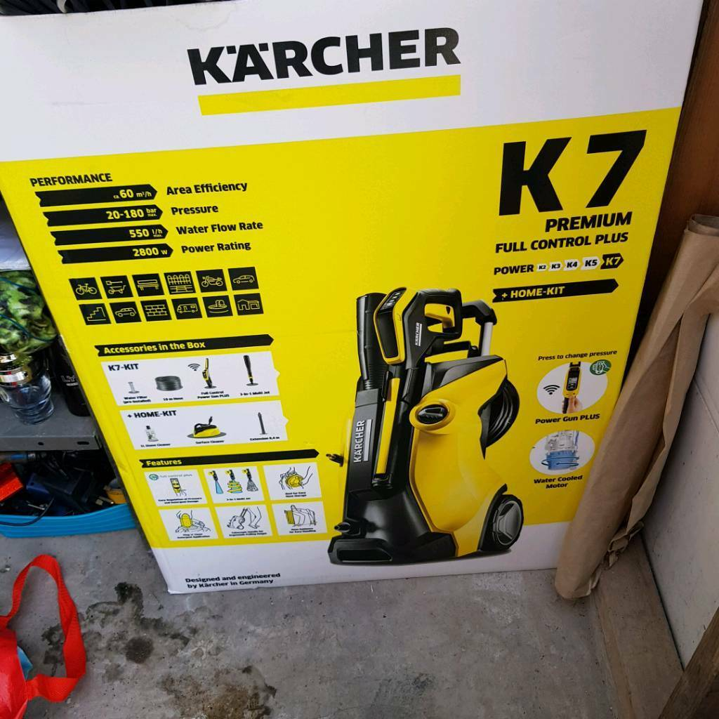 Karcher K7 Premium Full Control Home Karcher K7 Full Control Premium In Kirkby In Ashfield Nottinghamshire Gumtree