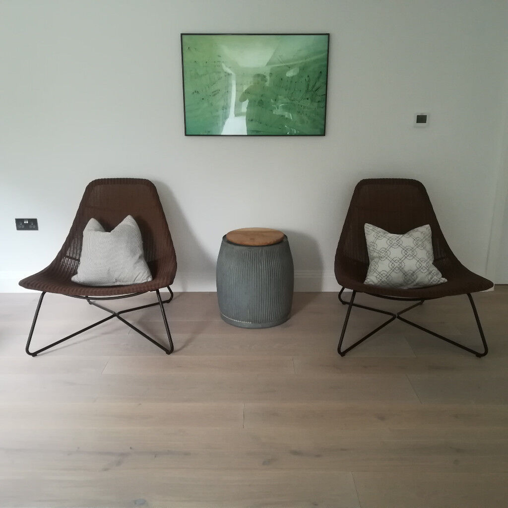 Ikea Radviken Rattan Armchair In Surbiton London Gumtree