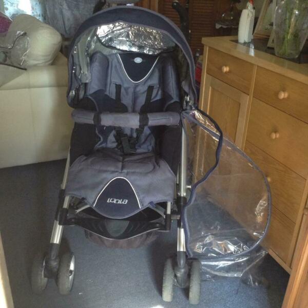Baby Merc Twin Pram Loola Covers For Sale In Uk 21 Second Hand Loola Covers