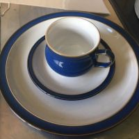 Denby Imperial Blue Dinnerware & 47 Denby Imperial Blue ...