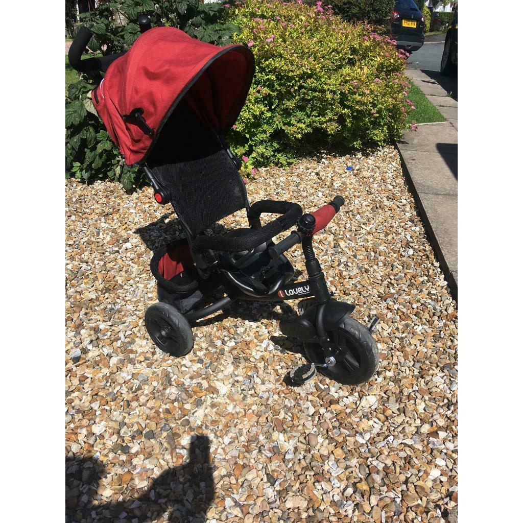 Babyone Bugaboo Cameleon Push Pedal Trike In Cockermouth Cumbria Gumtree