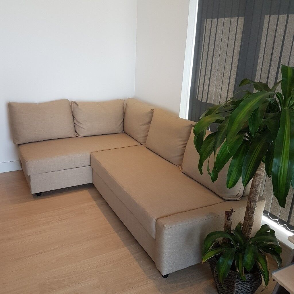 Friheten Sofa Parts Corner L Shaped Sofa Bed Ikea Friheten With Extra Storage And Extra Pillows Available In East Croydon London Gumtree