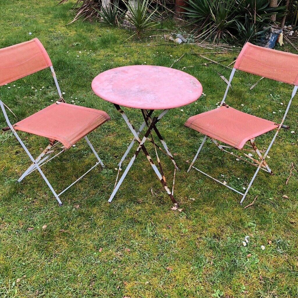 Outdoor Furniture Ringwood Garden Table Chairs In Ringwood Hampshire Gumtree