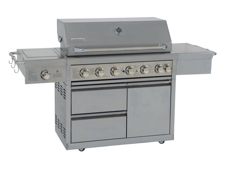 Outdoorküche Mit Gasgrill Test : Coobinox gasgrill flex gasgrill für außenküche outdoorkÜche
