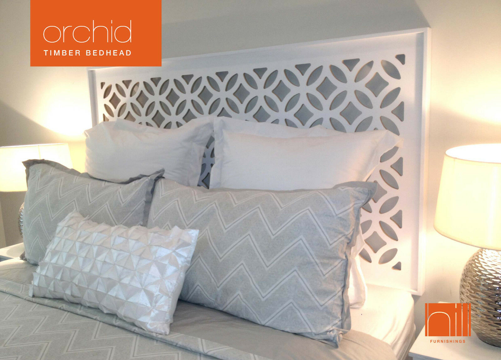 Headboard For Ensemble Orchid Timber Bedhead Headboard For Queen Ensemble