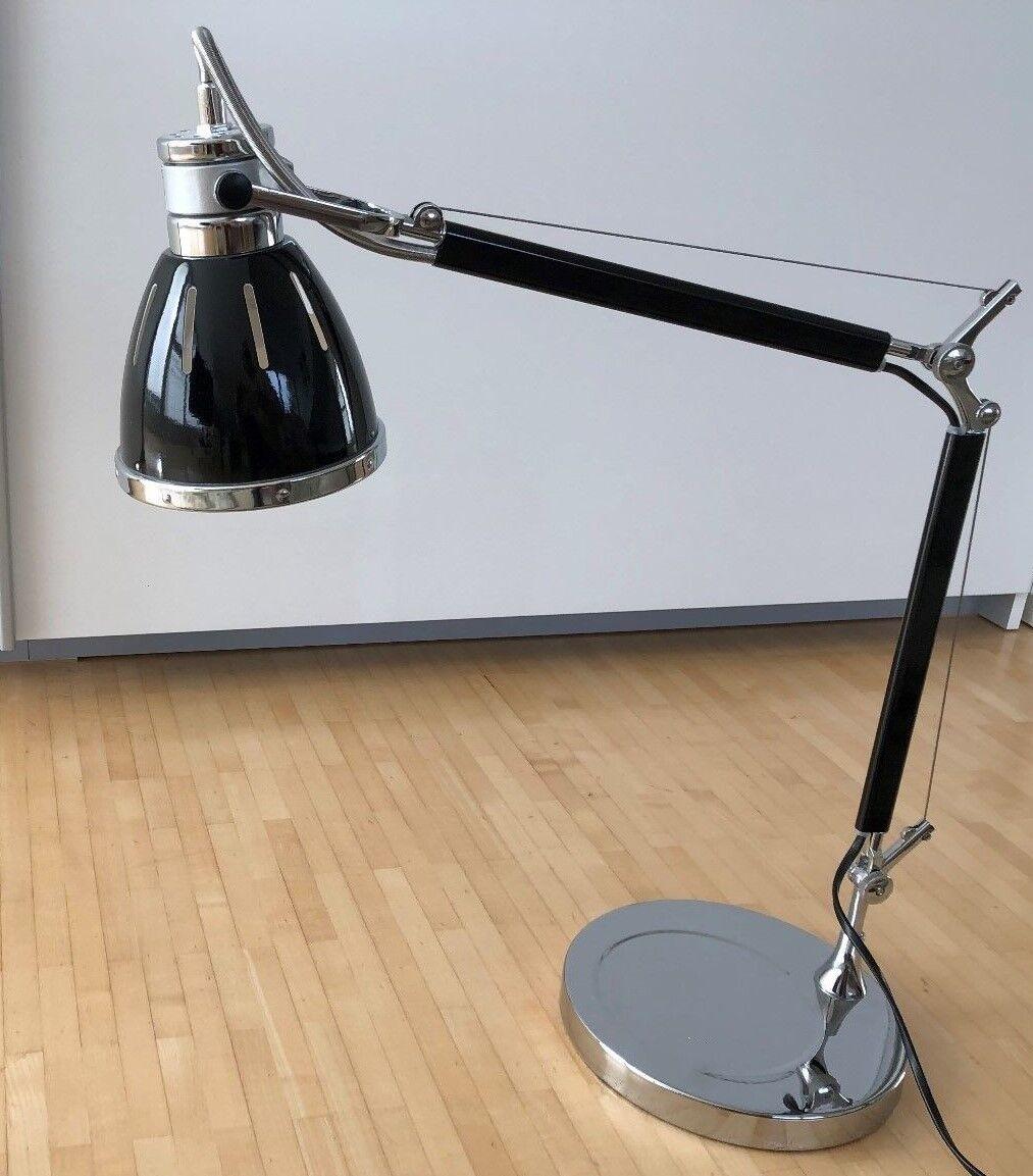 Ikea Schreibtischlampe Schwarz Tischlampe Mit Batterie