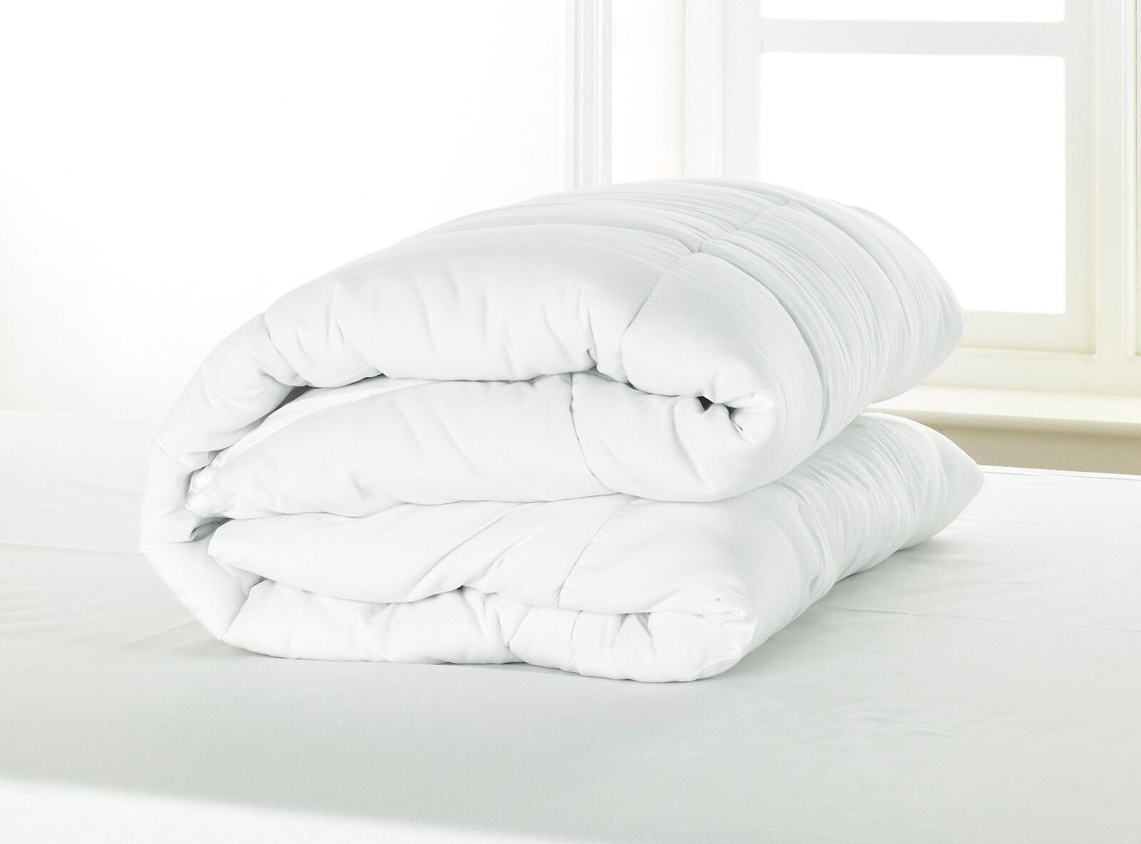 Healthy Living Non Allergenic Duvet 4 5t 10 5t Or 13 5t Made In Uk Winter Ebay