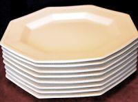 Johnson Brothers Heritage Stoneware - 8 Dinner Plates ...