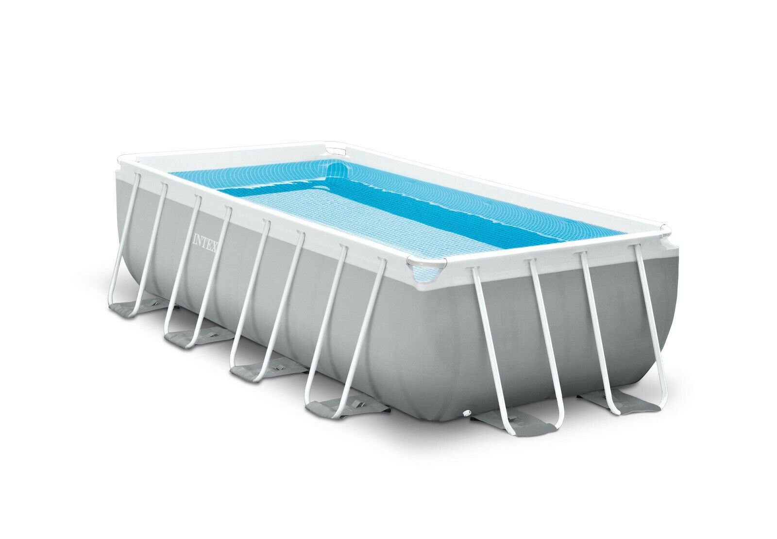 Frame Pool Rund Oder Eckig Bestway Family Splash Frame Pool 400x211x81cm 56405
