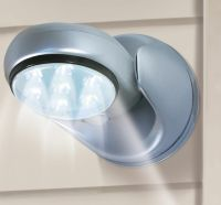 Motion Activated Sensor LED Light As Seen On TV Cordless ...