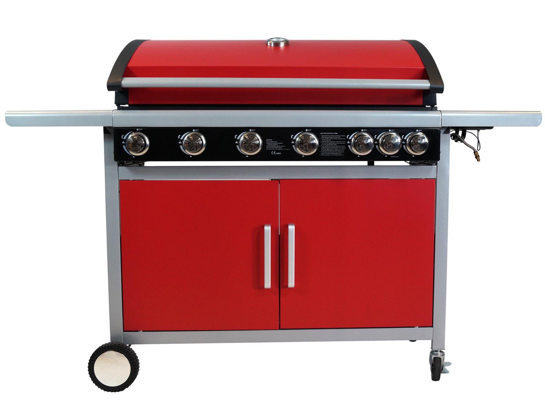 Enders Gasgrill Kansas Pro 4 Sik Profi Turbo : Outdoor küche kansas pro sik profi turbo tepro holzkohlegrill