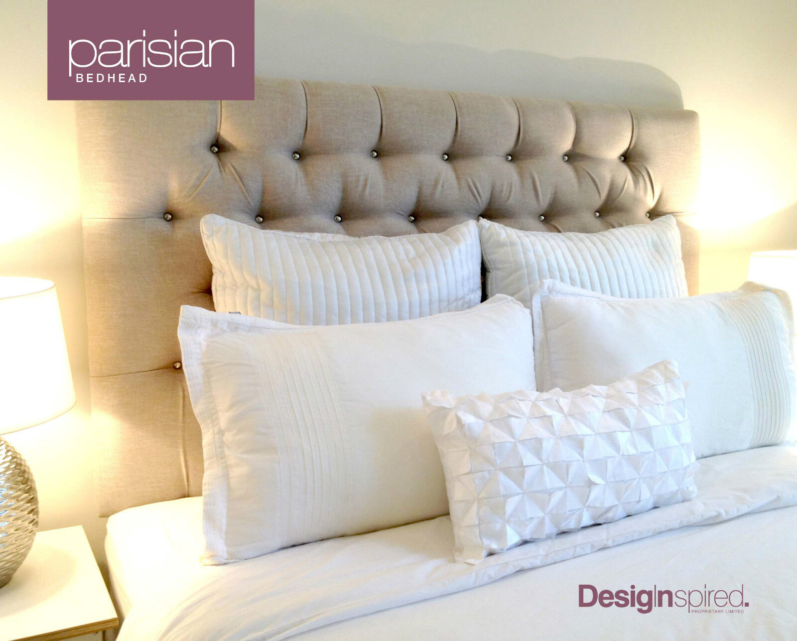 Headboard For Ensemble Parisian Upholstered Bedhead Headboard For Queen