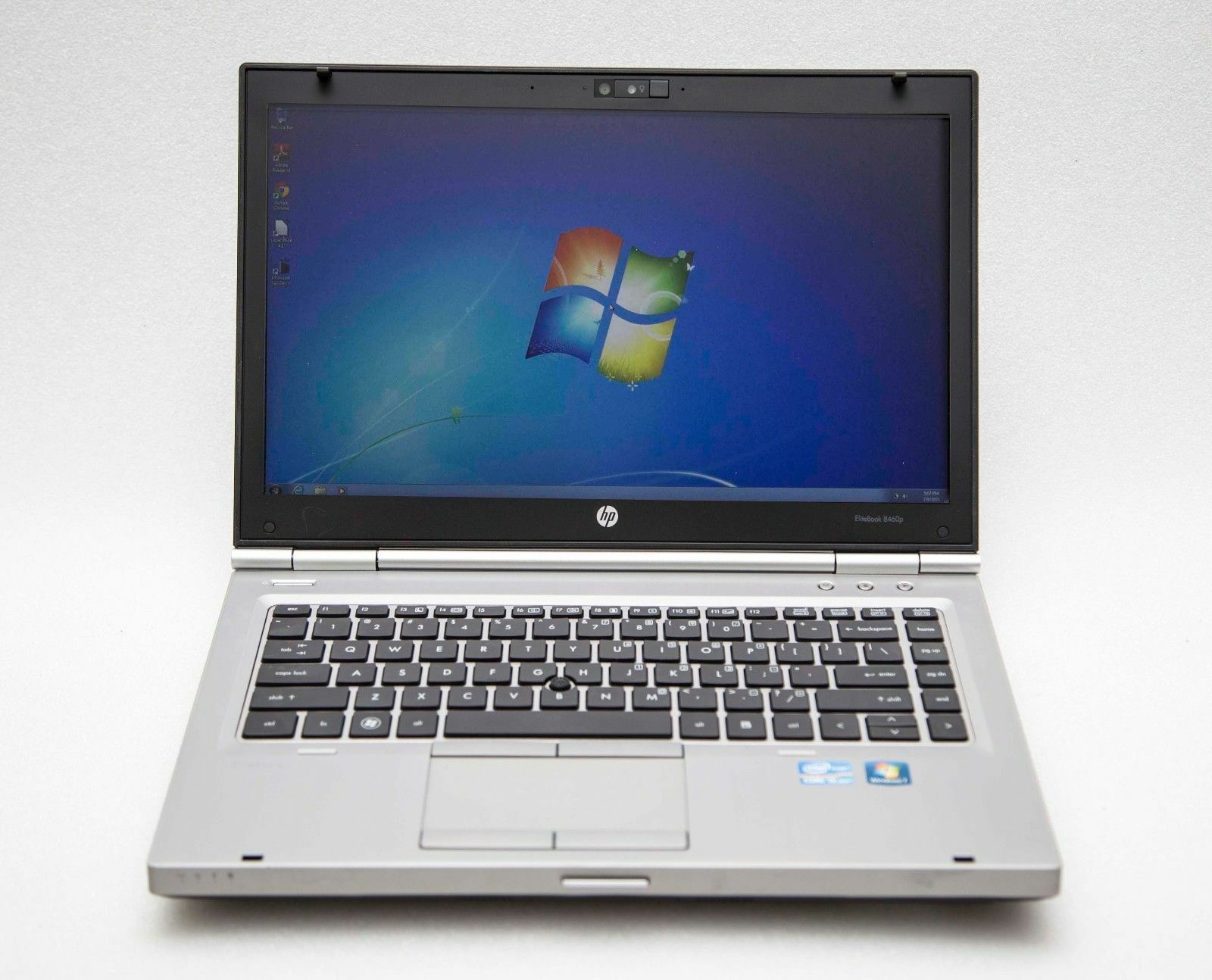 Hp Elitebook 8460p Hp Elitebook 8460p Intel Core I5 2nd Gen 2 60ghz 320gb 4gb