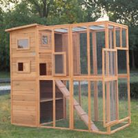 Outdoor Cat Enclosure | eBay