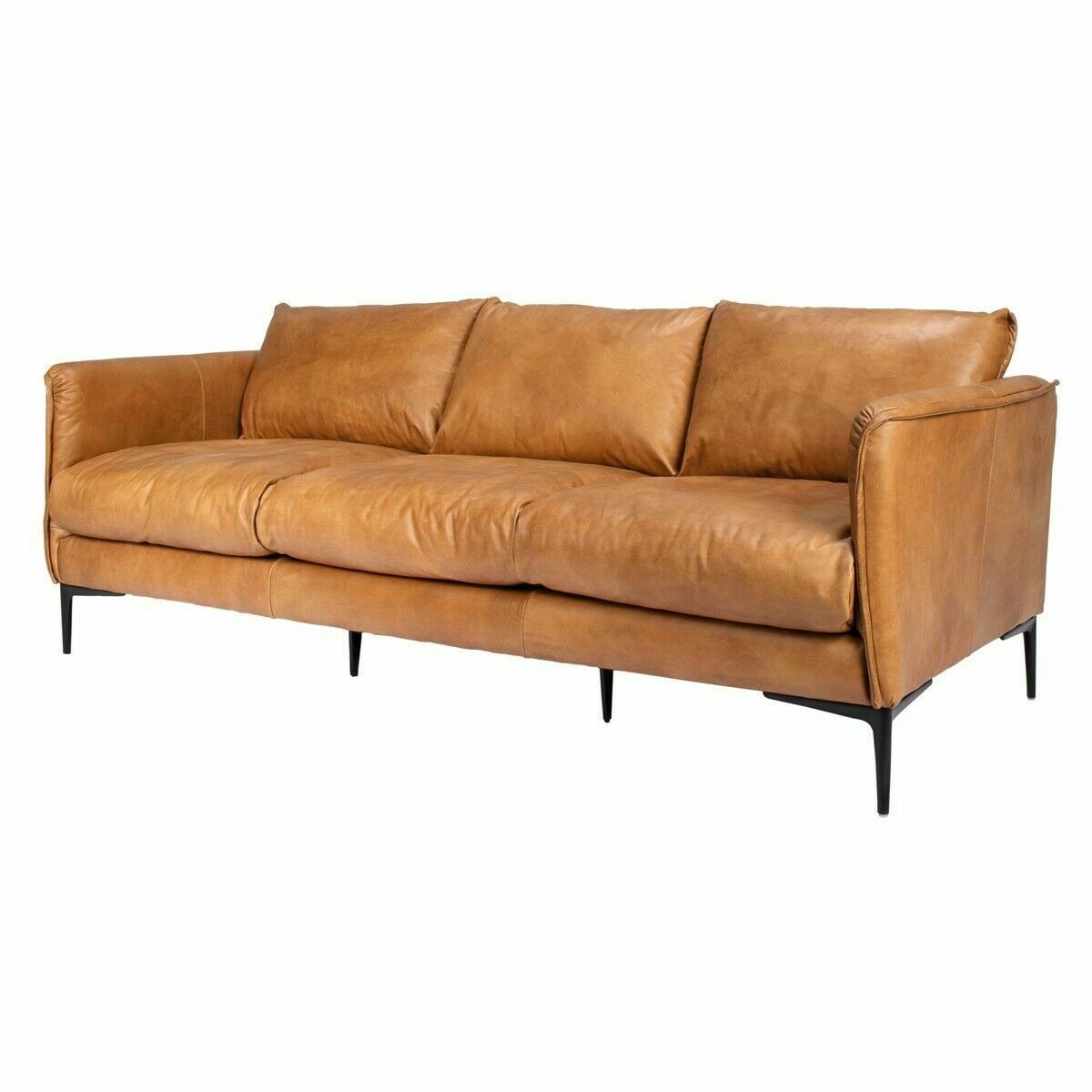 Leather Sofas For Sale In Stock Ebay