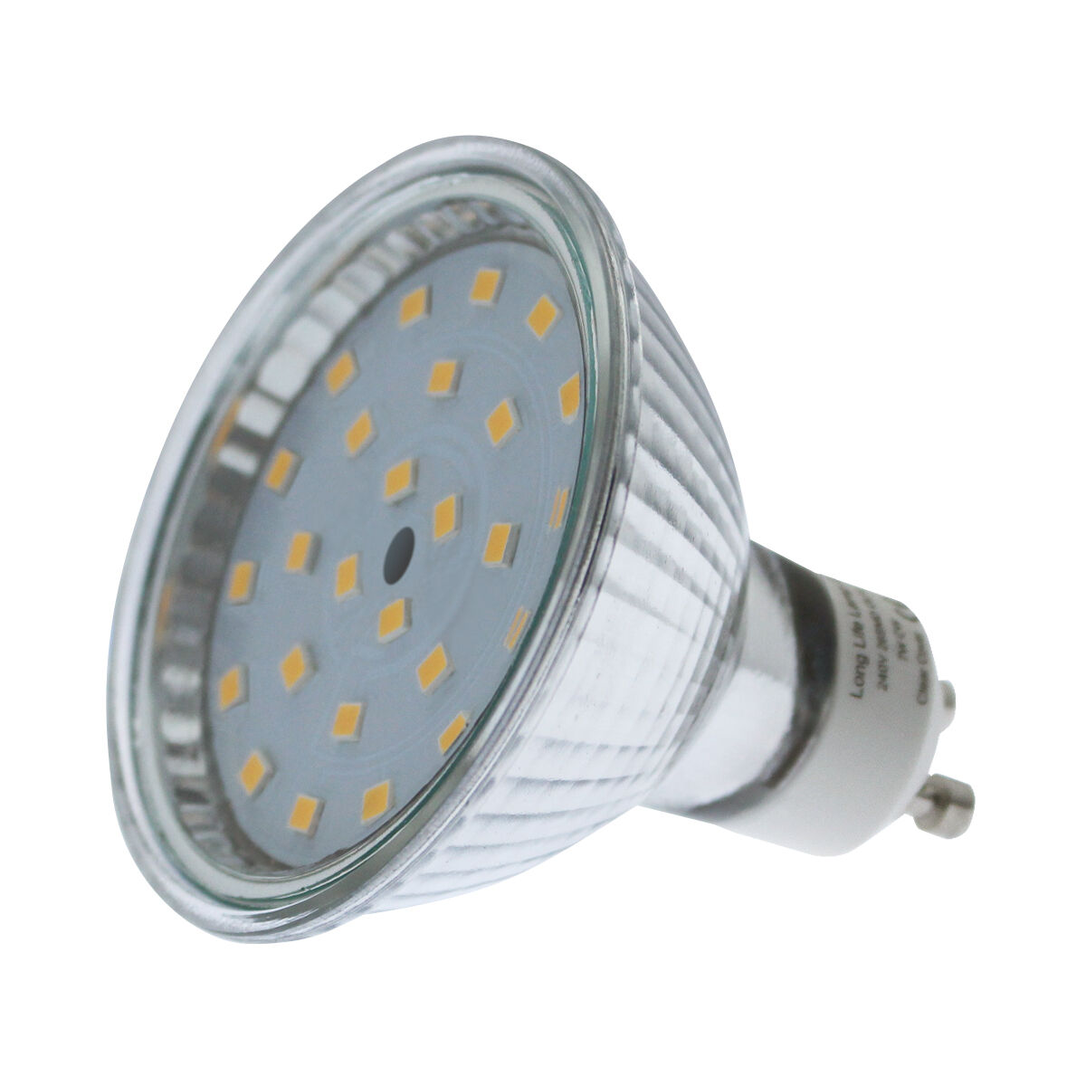 Led Gu10 7w 63mm Gu10 Led Replacement For 63mm Halogen Bulb 650
