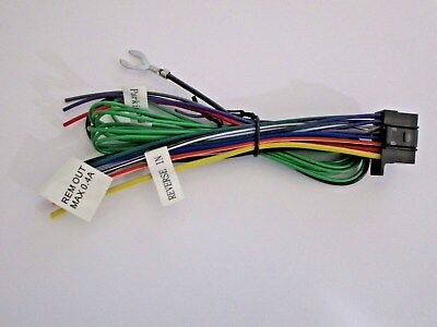 Wiring Harness Sony Xr C5120 Wiring Diagram