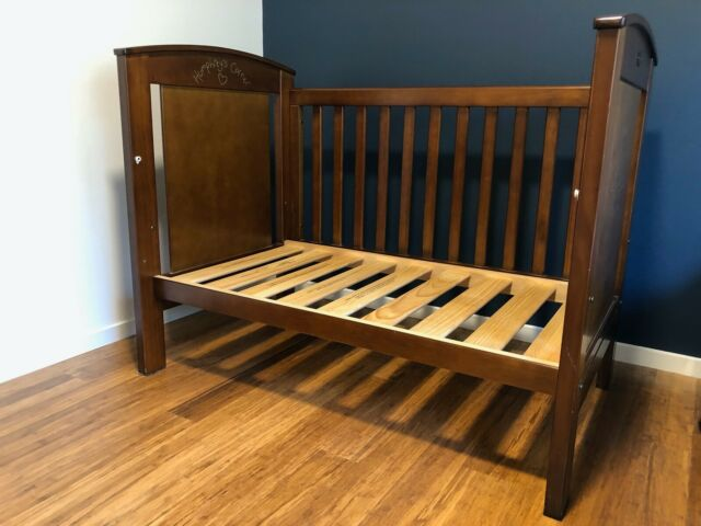 Baby Cots Gumtree Brisbane Humphreys Corner Baby Cot Change Table Set Walnut
