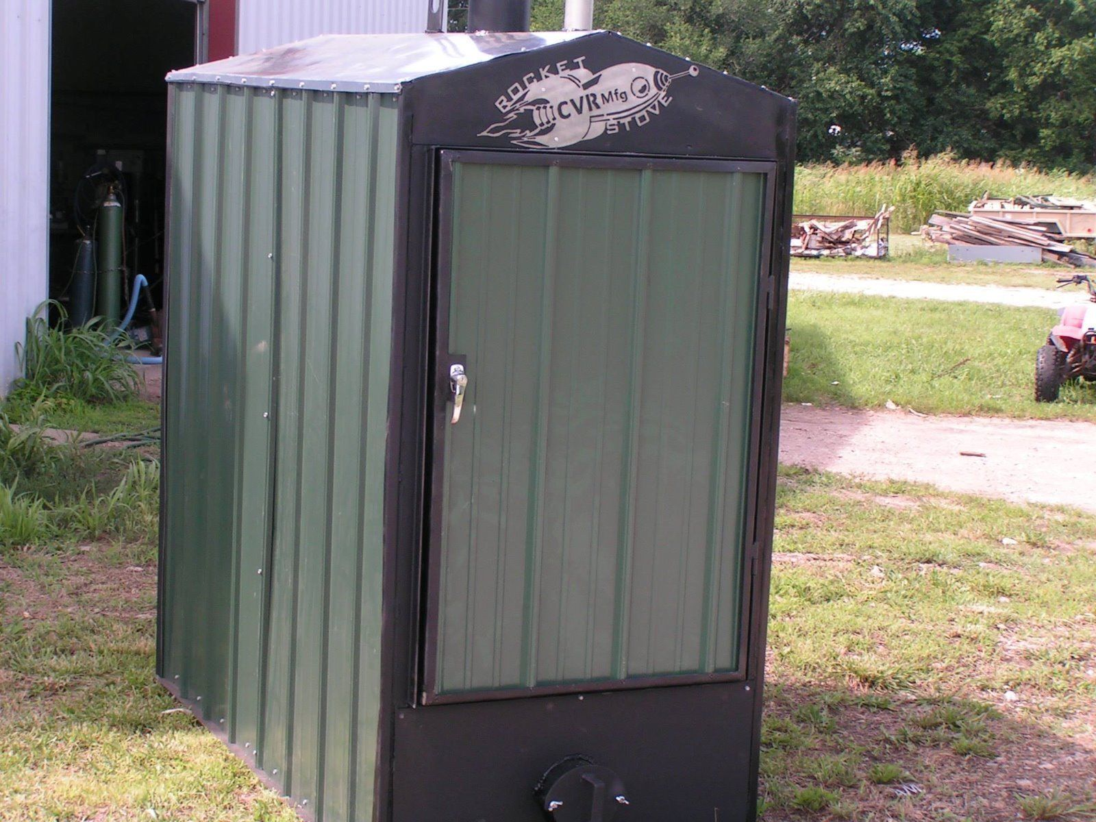 How to Install an Outdoor Wood Boiler