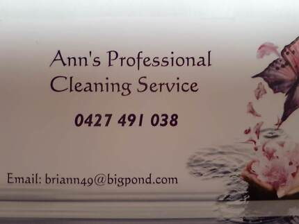 wanted - cleaning job Brisbane North Area Cleaner  Housekeeper