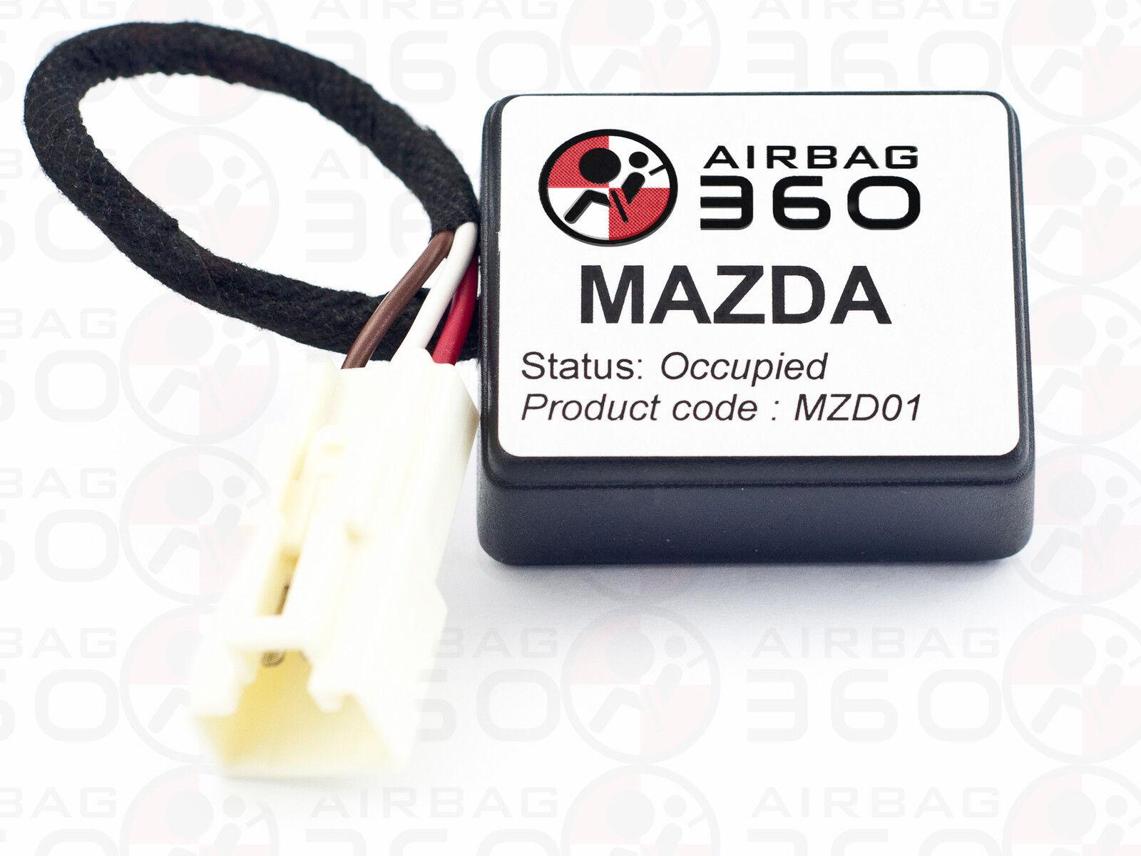 $_10 Mazda Airbag Passenger Seat Sensor Occupancy Emulator Plug