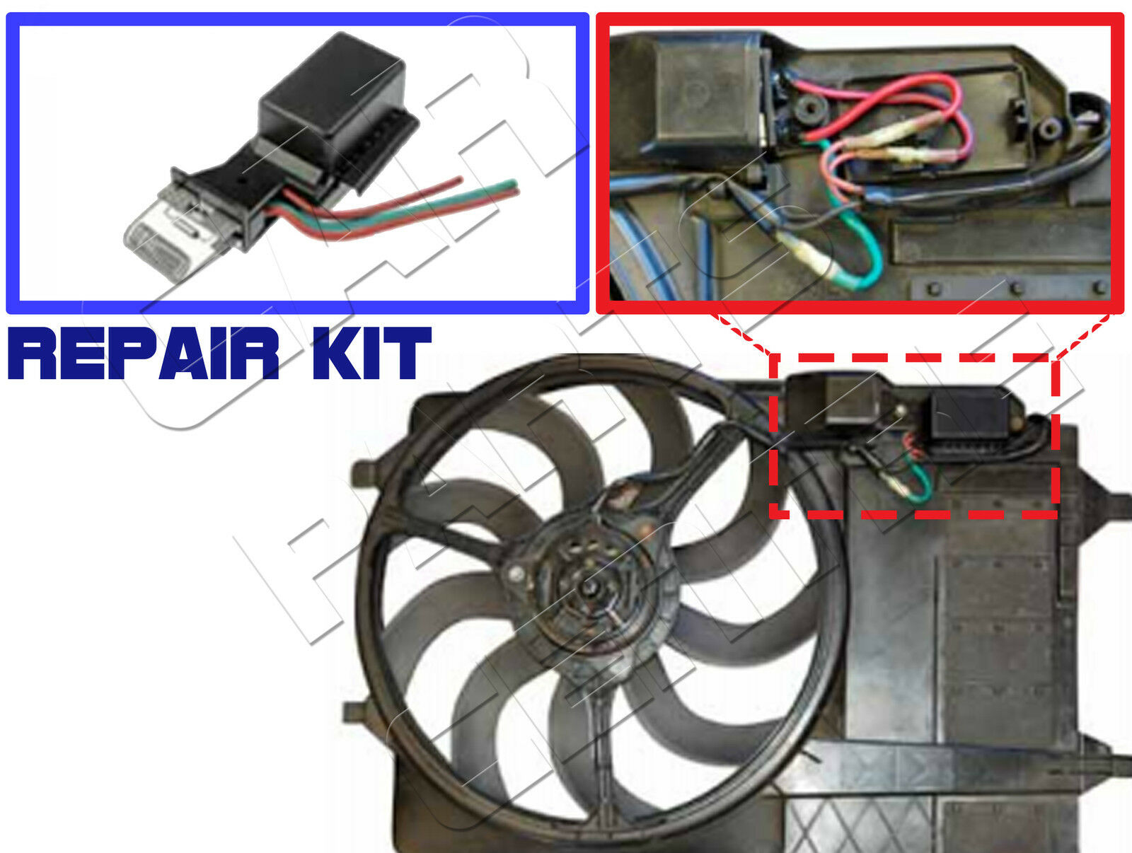 mini cooper fan wiring diagram