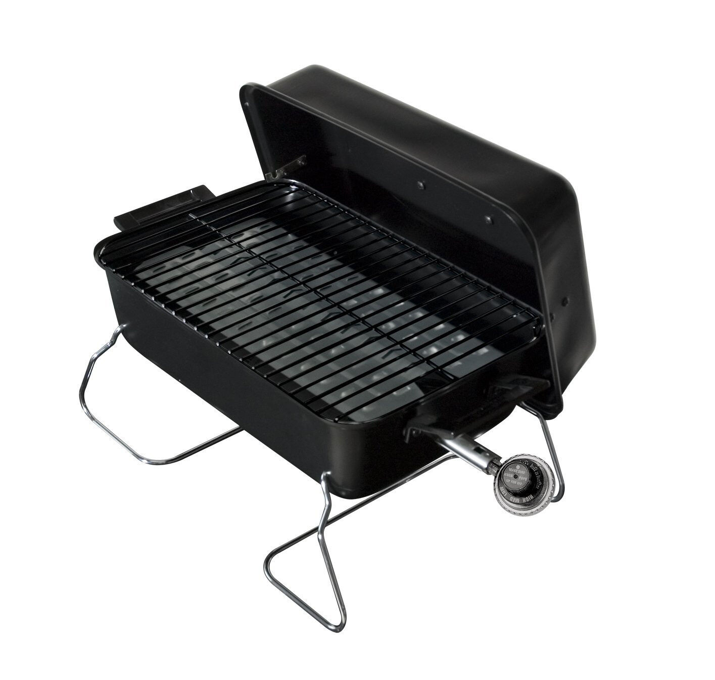 Grill Camping New Tabletop Gas Grill Portable Propane Barbecue Bbq