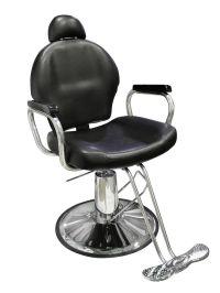 New Reclining Hydraulic Barber Chair Salon Styling Beauty ...