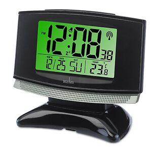 s-l1000 Acctim Acura Smartlite Radio Controlled Alarm Clock