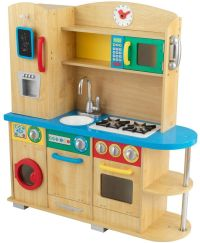Top 10 Wooden Kitchens for Kids | eBay