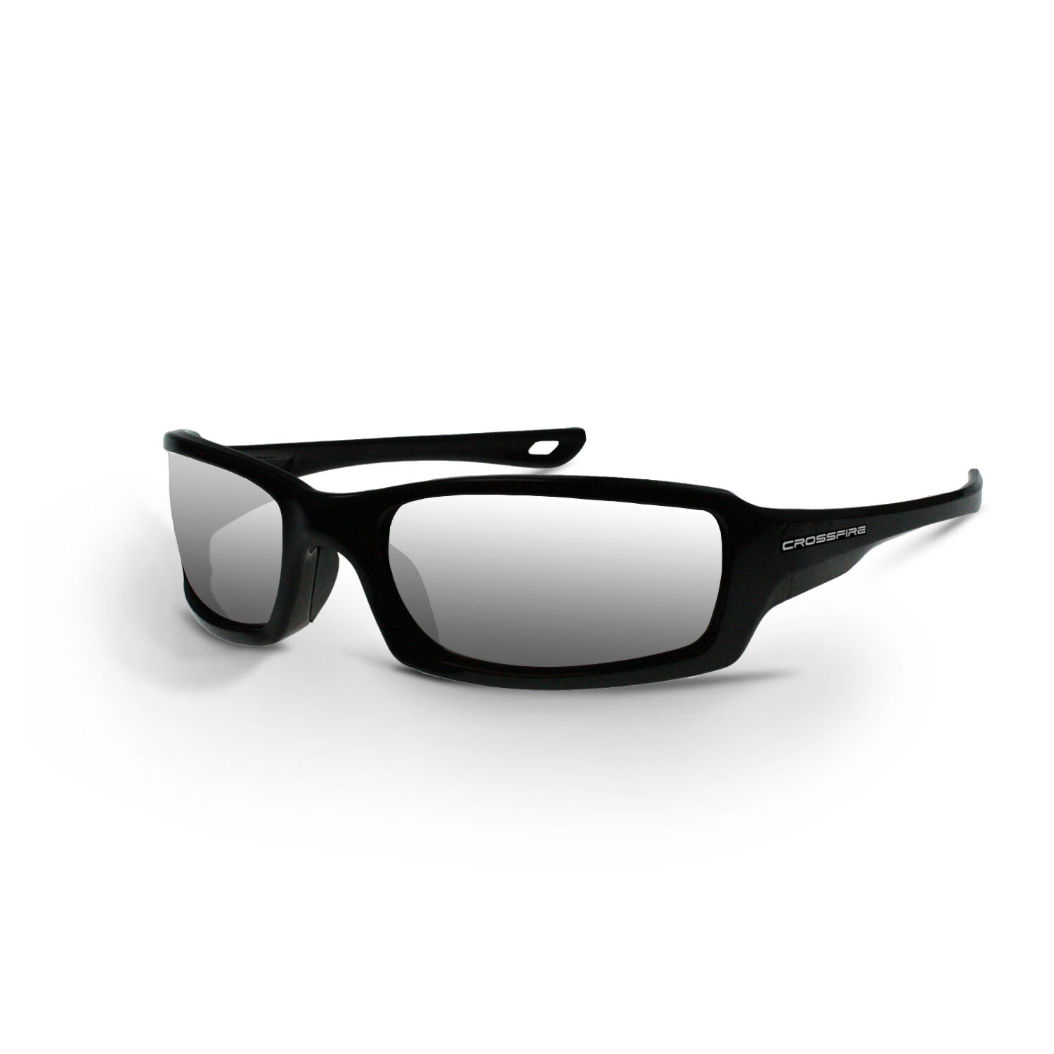 Mirror Frame Glasses Details About Crossfire Safety Eyewear Glasses With Silver Mirror Lens Black Frame