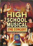 High School Musical Concert DVD