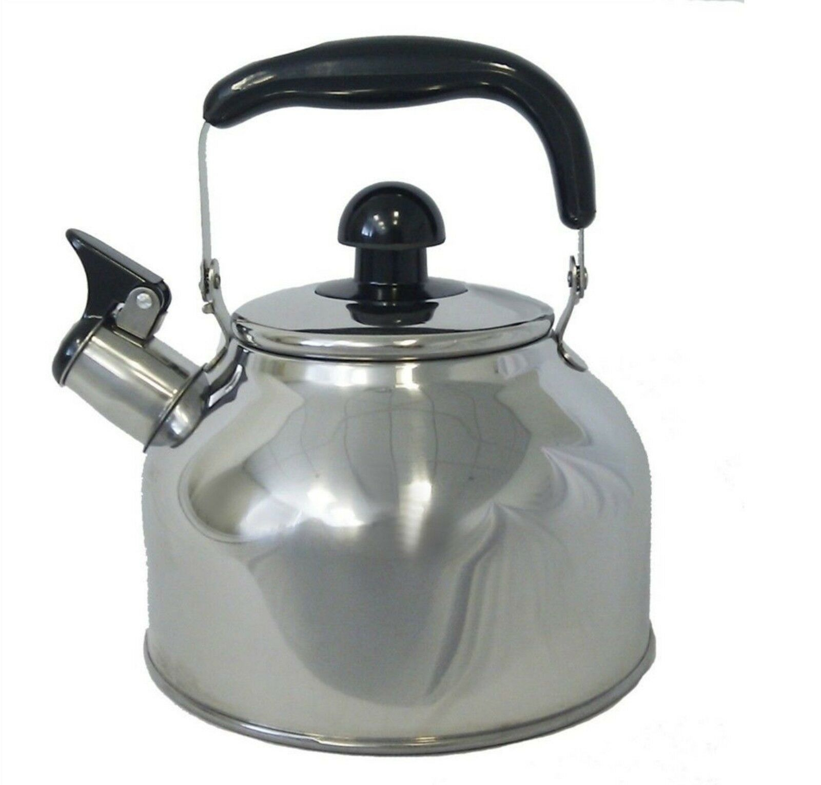 Tea Kettle With Strainer Stainless Steel Large 4 5 Liter Quart Whistling Tea Kettle