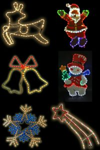 Best 28+ - Rope Light Christmas Decorations - outdoor ...