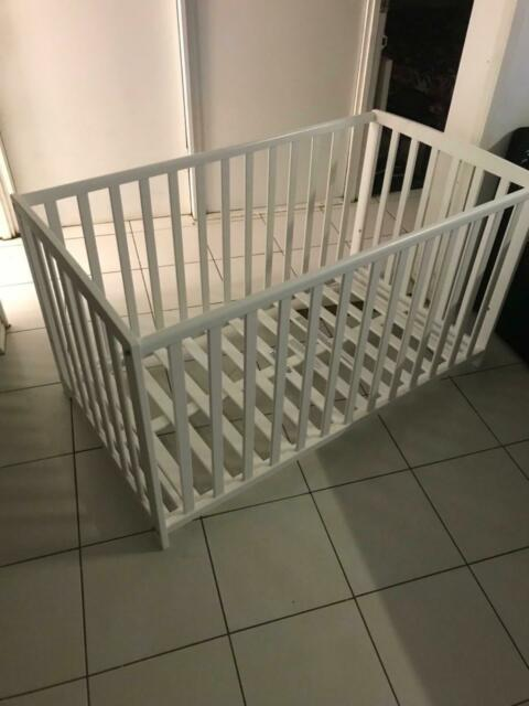 Baby Cots Gumtree Brisbane Baby Cot No Mattress Cots Bedding Gumtree Australia