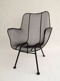 Mid Century Wire Chair | eBay